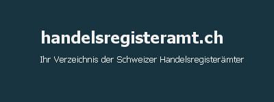 Projekt handelsregisteramt.ch